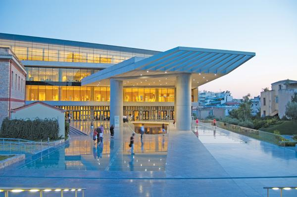 Athens_acropolis_museum_during_sunset