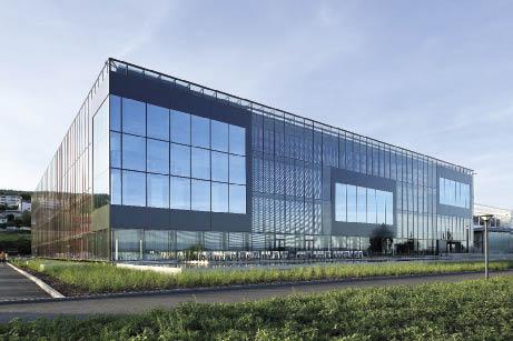 Κέντρο 'Έρευνας & Ανάπτυξης (R&D) Cube της PMI στο Neuchatel της Ελβετίας