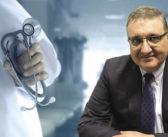 Αθανάσιος Εξαδάκτυλος   Πρόεδρος του Πανελλήνιου Ιατρικού Συλλόγου (ΠΙΣ)