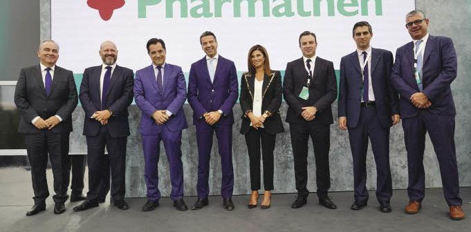 Επένδυση 50 εκατ. ευρώ της Pharmathen για νέα μονάδα ενεσίμων στη Ροδόπη